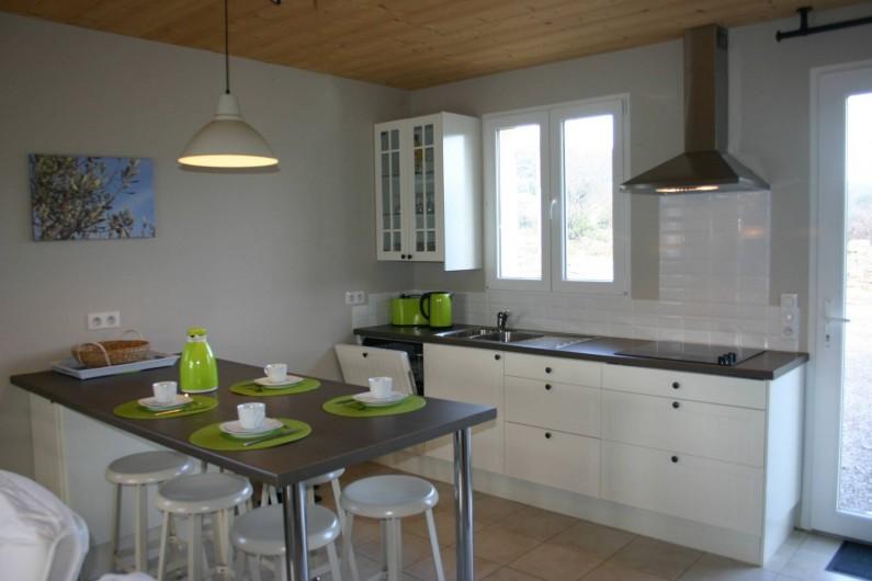 Location de vacances - Villa à Les Vans - Coin de cuisine