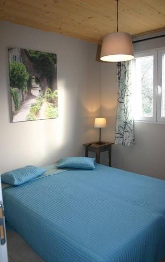 Location de vacances - Villa à Les Vans - Chambre