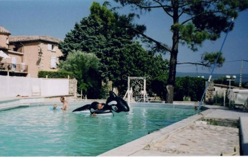 Location de vacances - Gîte à Bédoin