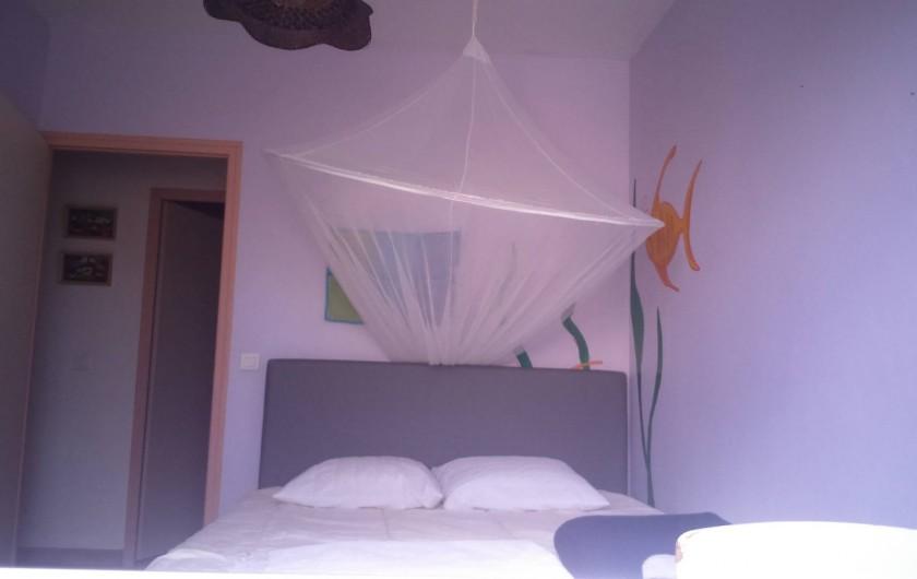 Location de vacances - Maison - Villa à Frontignan - chambre 2