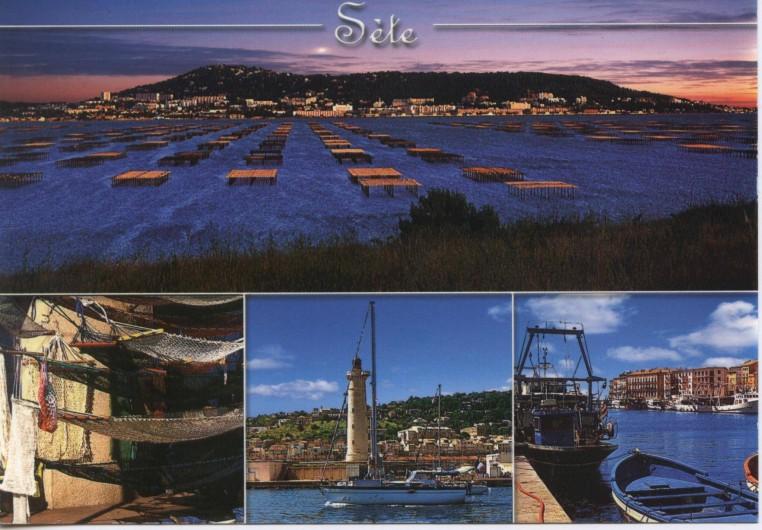Location de vacances - Maison - Villa à Frontignan - la ville de Sète