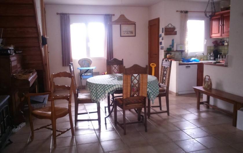 Location de vacances - Maison - Villa à Frontignan
