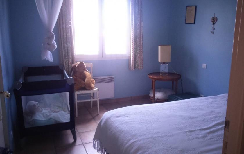 Location de vacances - Maison - Villa à Frontignan - chambre 1