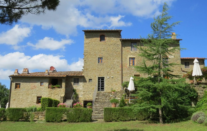 Location de vacances - Appartement à Greve in Chianti - Campolungo
