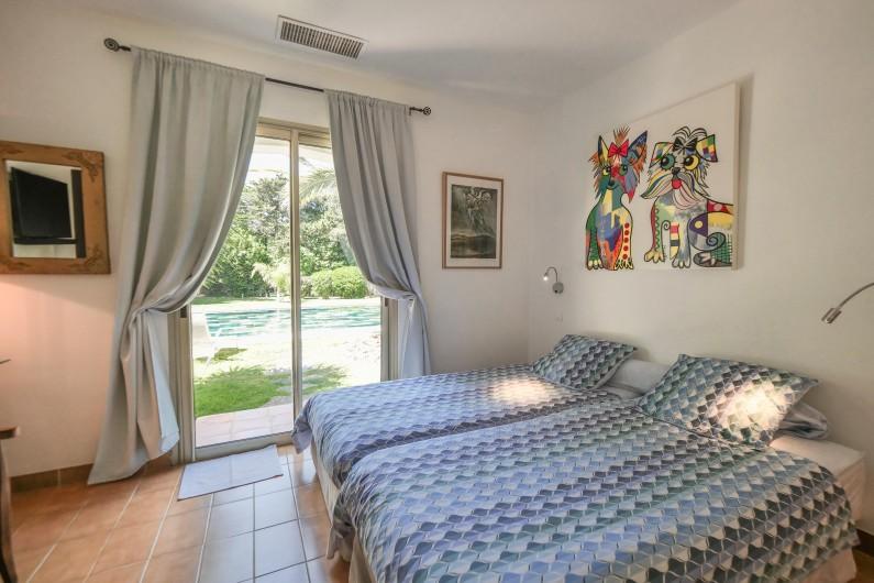 Location de vacances - Villa à Saint-Tropez - Une salle de bain