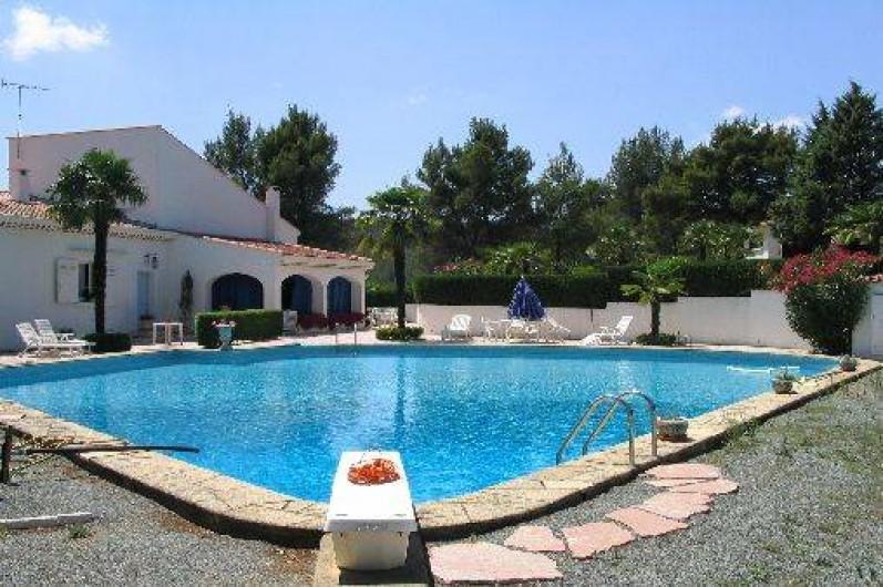 Location de vacances - Villa à Cessenon-sur-Orb