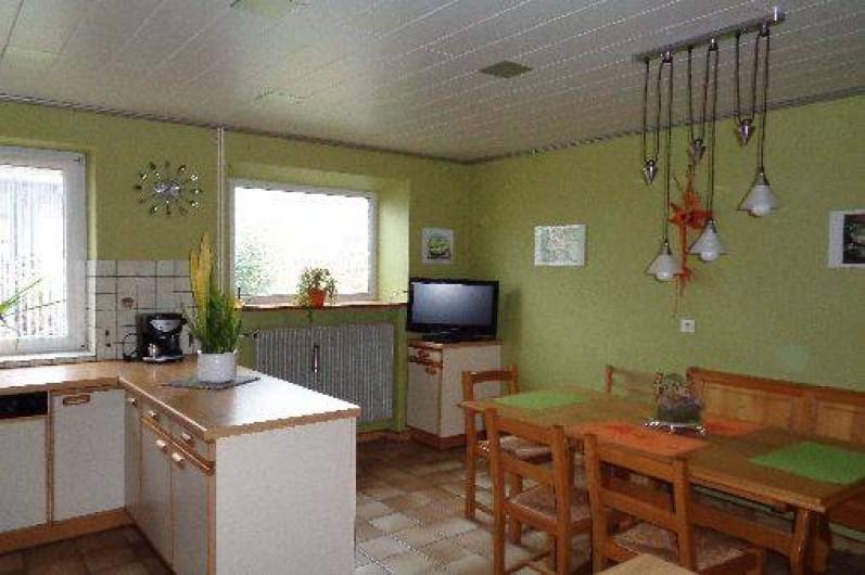 Location de vacances - Gîte à Ottrott - Cuisine - Coin repas