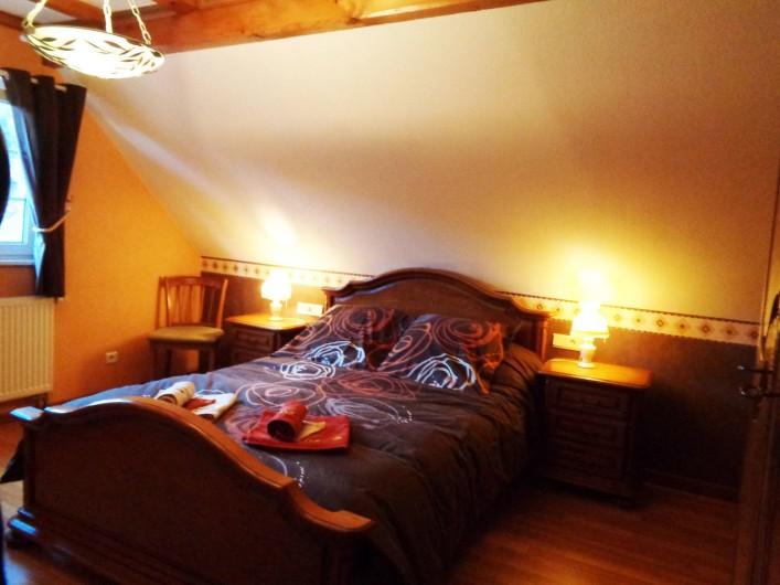 Location de vacances - Gîte à Ottrott - Chambre 4
