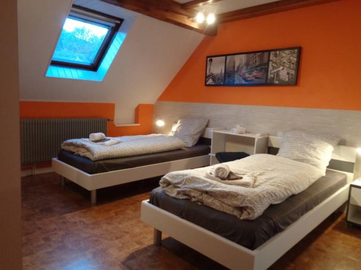 Location de vacances - Gîte à Ottrott - Chambre 2