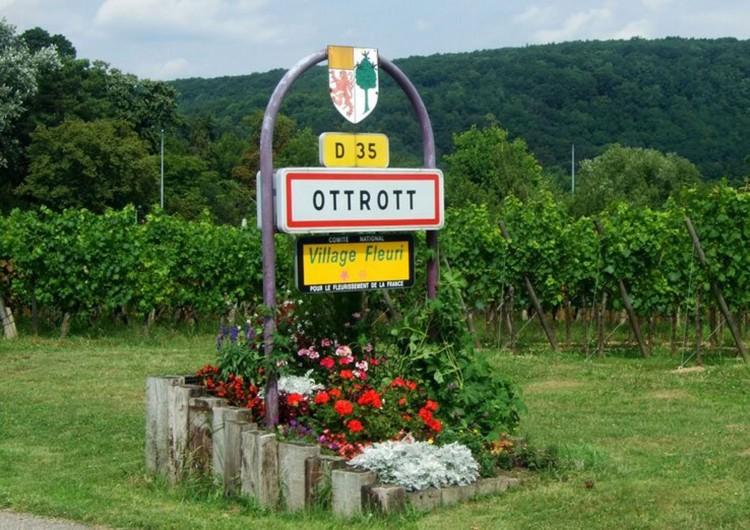 Location de vacances - Gîte à Ottrott - Chambre 3