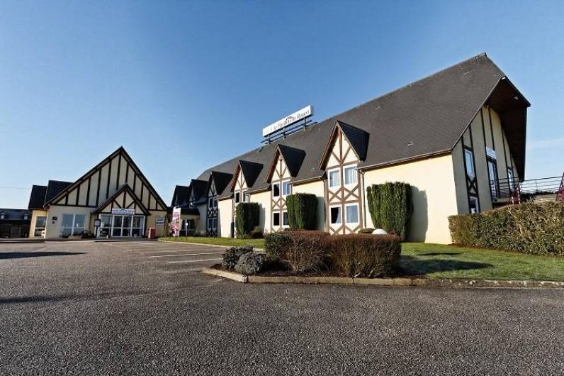 Location de vacances - Hôtel - Auberge à Franqueville-Saint-Pierre - HOTEL LE PAVILLON DE ROUEN