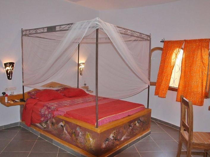 Location de vacances - Villa à Somone - L'autre chambre.