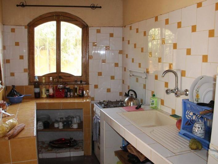 Location de vacances - Villa à Somone - Cuisine