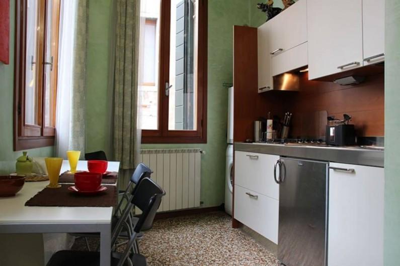 Location de vacances - Appartement à Venise - Coin cuisine