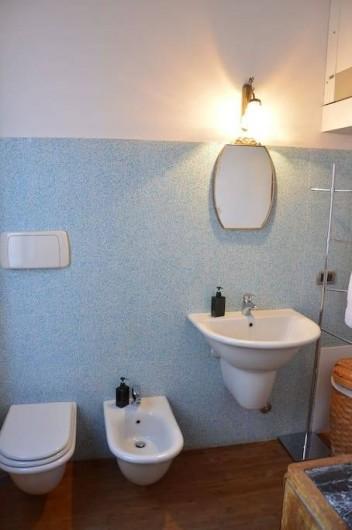 Location de vacances - Appartement à Venise - Salle de bain nr. 1