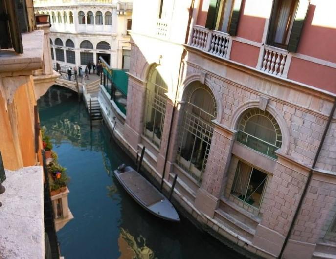 Location de vacances - Appartement à Venise - vue fenetre