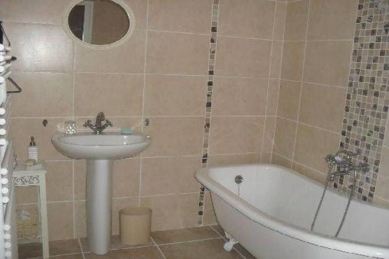 Location de vacances - Maison - Villa à Richerenches - salle de bain 1
