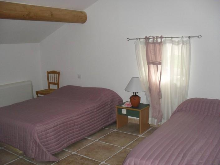 Location de vacances - Maison - Villa à Richerenches - chambre 4