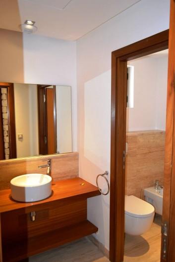 Location de vacances - Villa à Essaouira - Vue arrière, entrée
