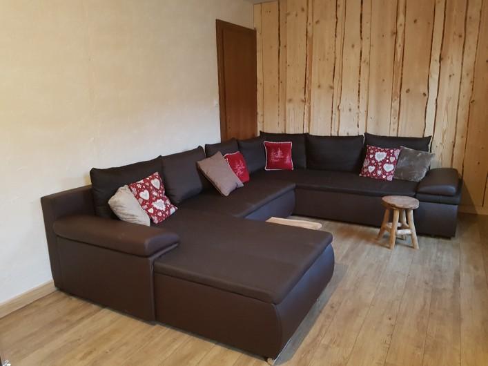 Location de vacances - Villa à La Bresse - Salon