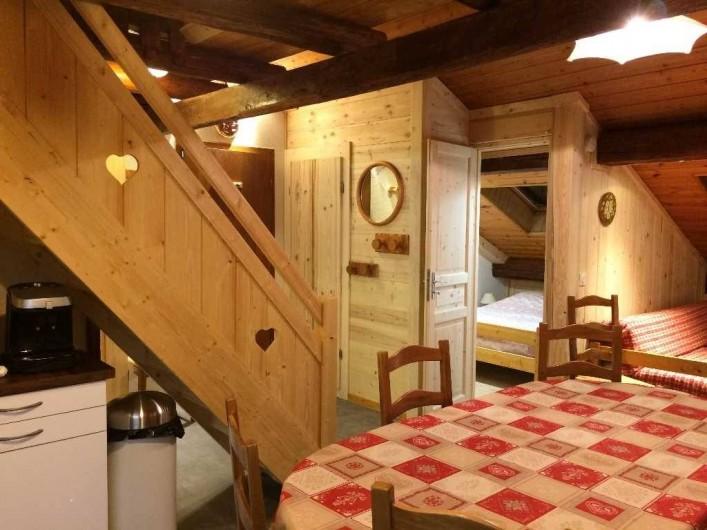 Location de vacances - Chalet à Châtel - Appartement D