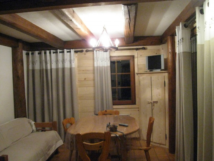Location de vacances - Chalet à Châtel - Appartement A
