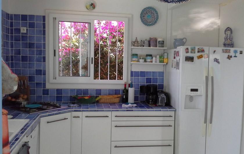 Location de vacances - Villa à Les Anses-d'Arlet - CUISINE
