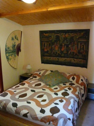 Location de vacances - Gîte à Nîmes - Chambre avec rangement
