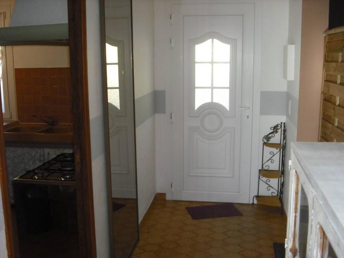 Location de vacances - Appartement à San-Giuliano - Entrée Appartement