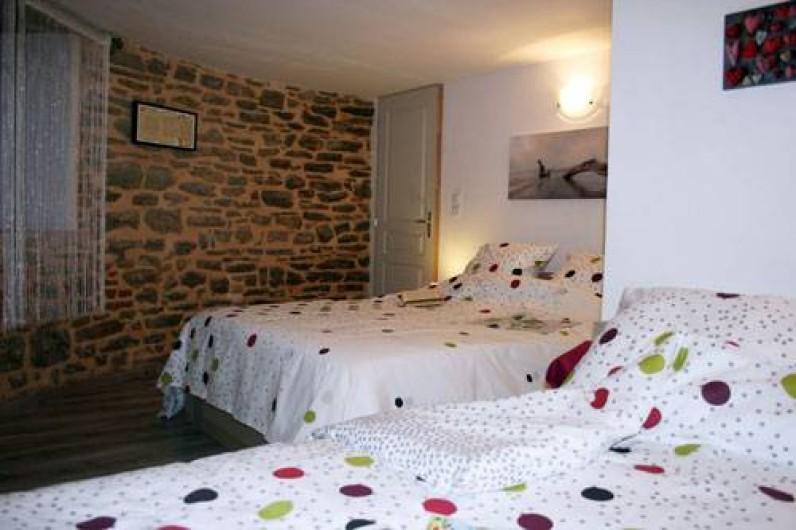 """Location de vacances - Insolite à Baincthun - Chambre """"La Ferme"""""""