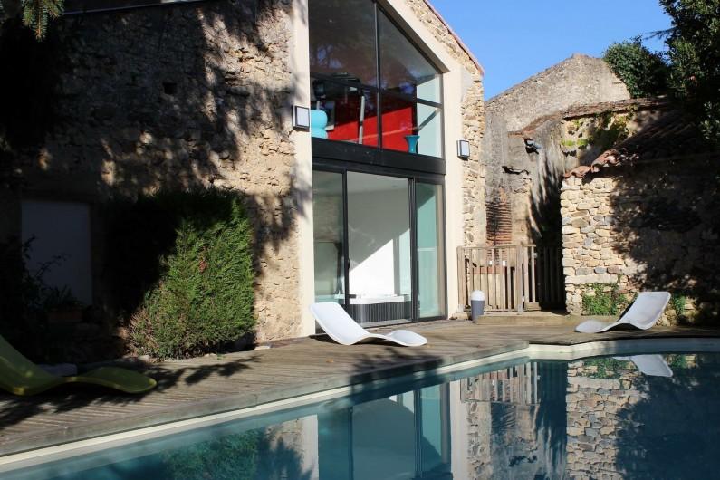 Location de vacances - Gîte à Saint-Loup-Lamairé - La Maison Arouet
