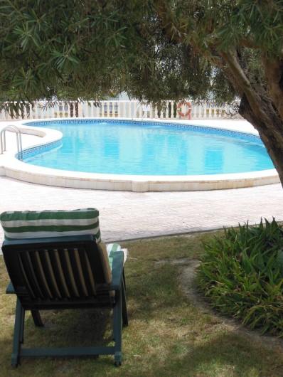 Location de vacances - Appartement à Torrevieja - Piscines