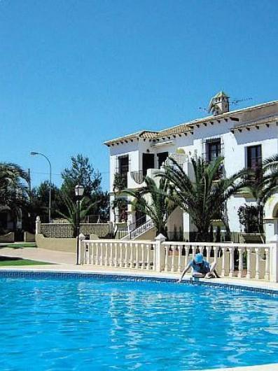 Location de vacances - Appartement à Torrevieja - Résidence