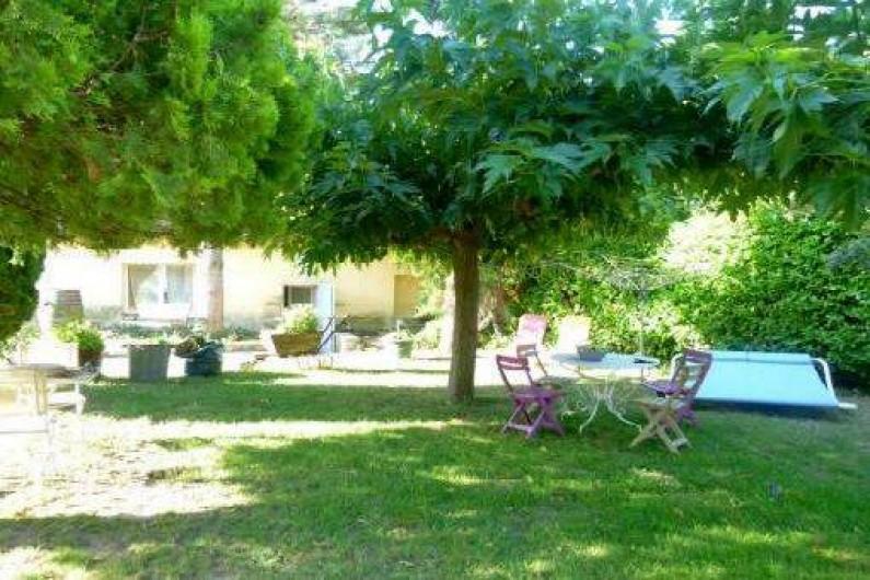 Location de vacances - Gîte à Bouchet - Petit coin de repos