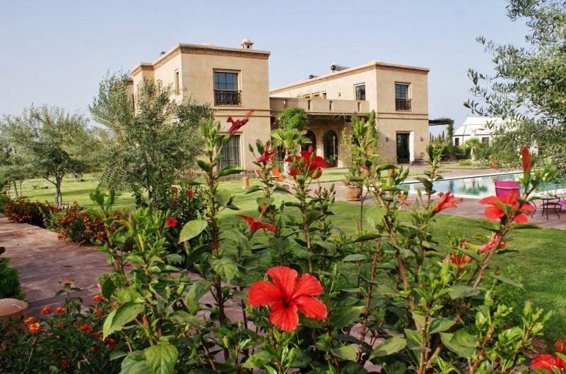 location de vacances riad marrakech la kasbah alma dor villa