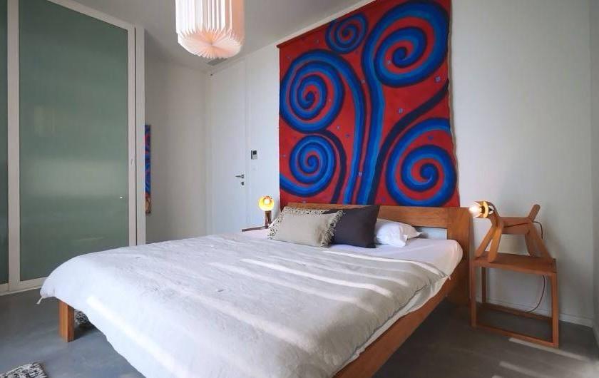 Location de vacances - Villa à Taglio-Isolaccio - chambre  3