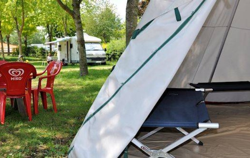 Location de vacances - Camping à Châtel-Guyon
