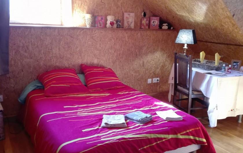 Location de vacances - Chambre d'hôtes à Fresse - Suite Parentale