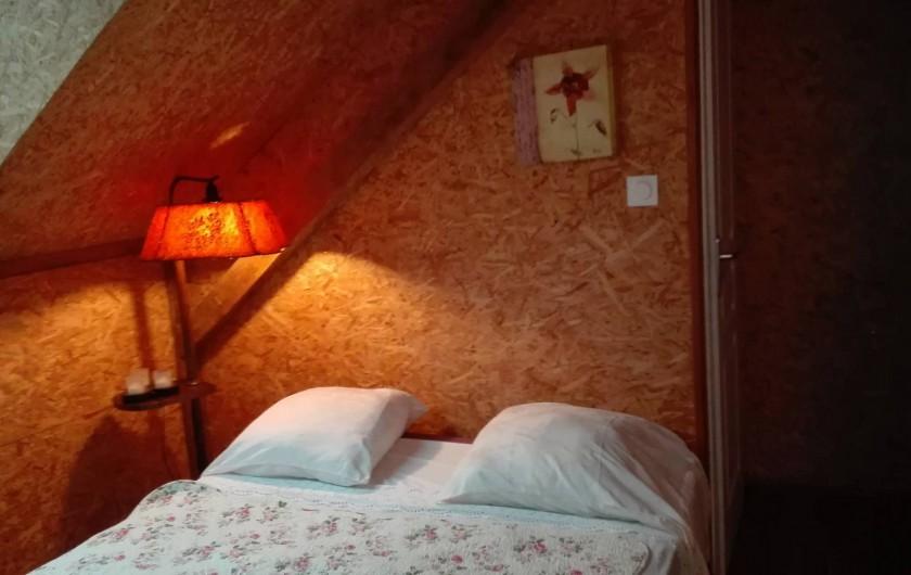 Location de vacances - Chambre d'hôtes à Fresse - Chambre n°1