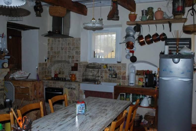 Location de vacances - Maison - Villa à Barret-sur-Méouge