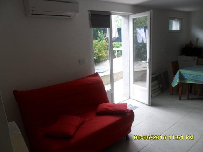 Location de vacances - Appartement à Sainte-Maxime - Entrée