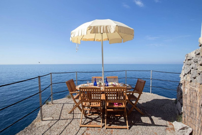 Location de vacances - Villa à Furore - Cuisine