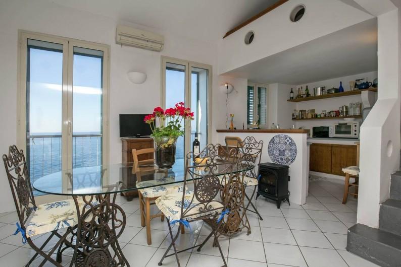 Location de vacances - Villa à Furore - Exterieur de la maison
