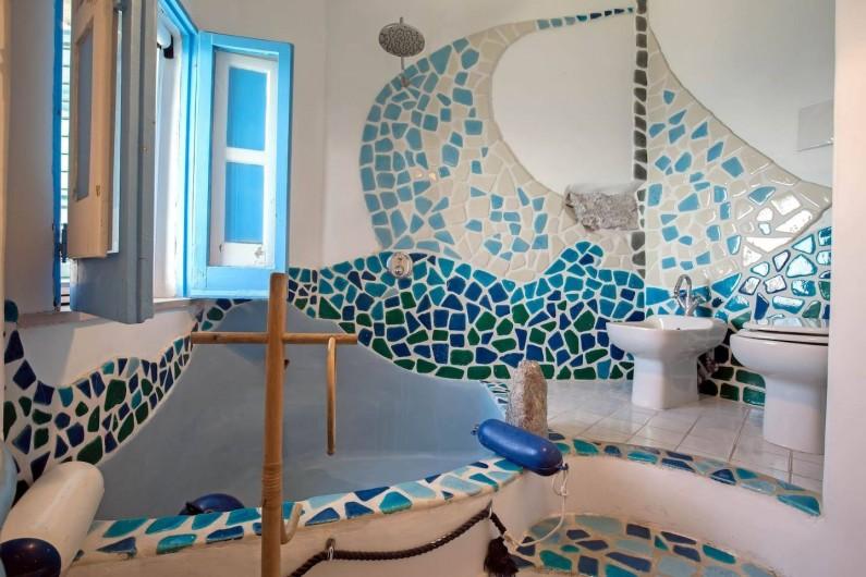 Location de vacances - Villa à Furore - Salle da bain 2