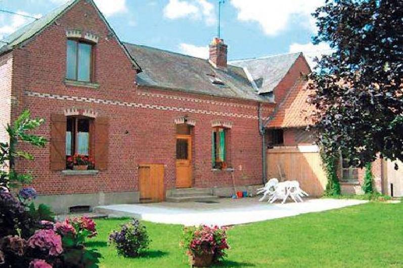 Location de vacances - Gîte à Buigny-lès-Gamaches