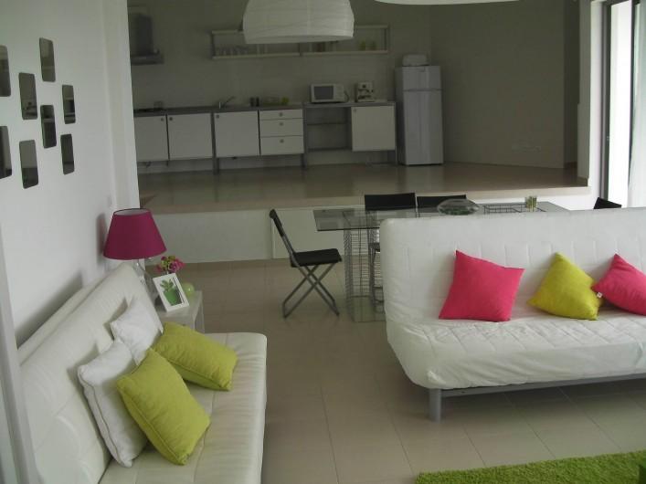 Location de vacances - Appartement à Bemposta