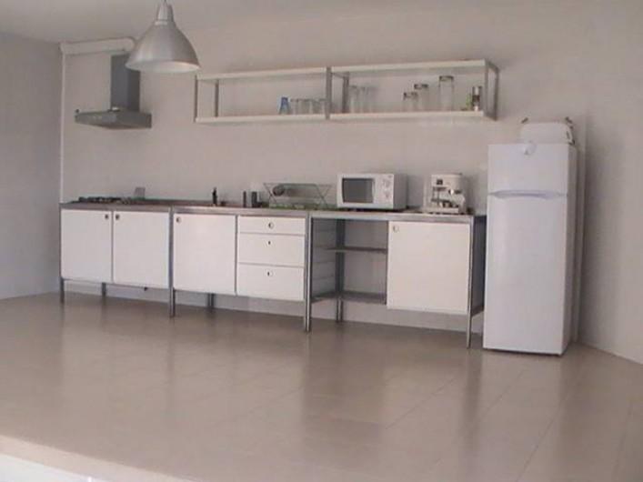 Location de vacances - Appartement à Bemposta - Kitchenette
