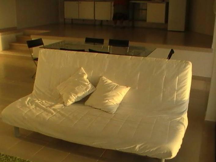 Location de vacances - Appartement à Bemposta - Canapé-lit Double
