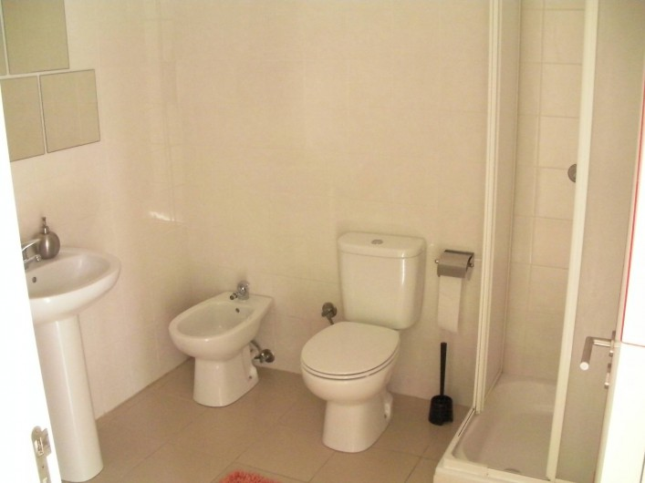 Location de vacances - Appartement à Bemposta - Salle de Bain
