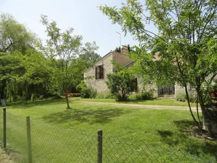 Location de vacances - Gîte à La Sauvetat-du-Dropt - Le terrain